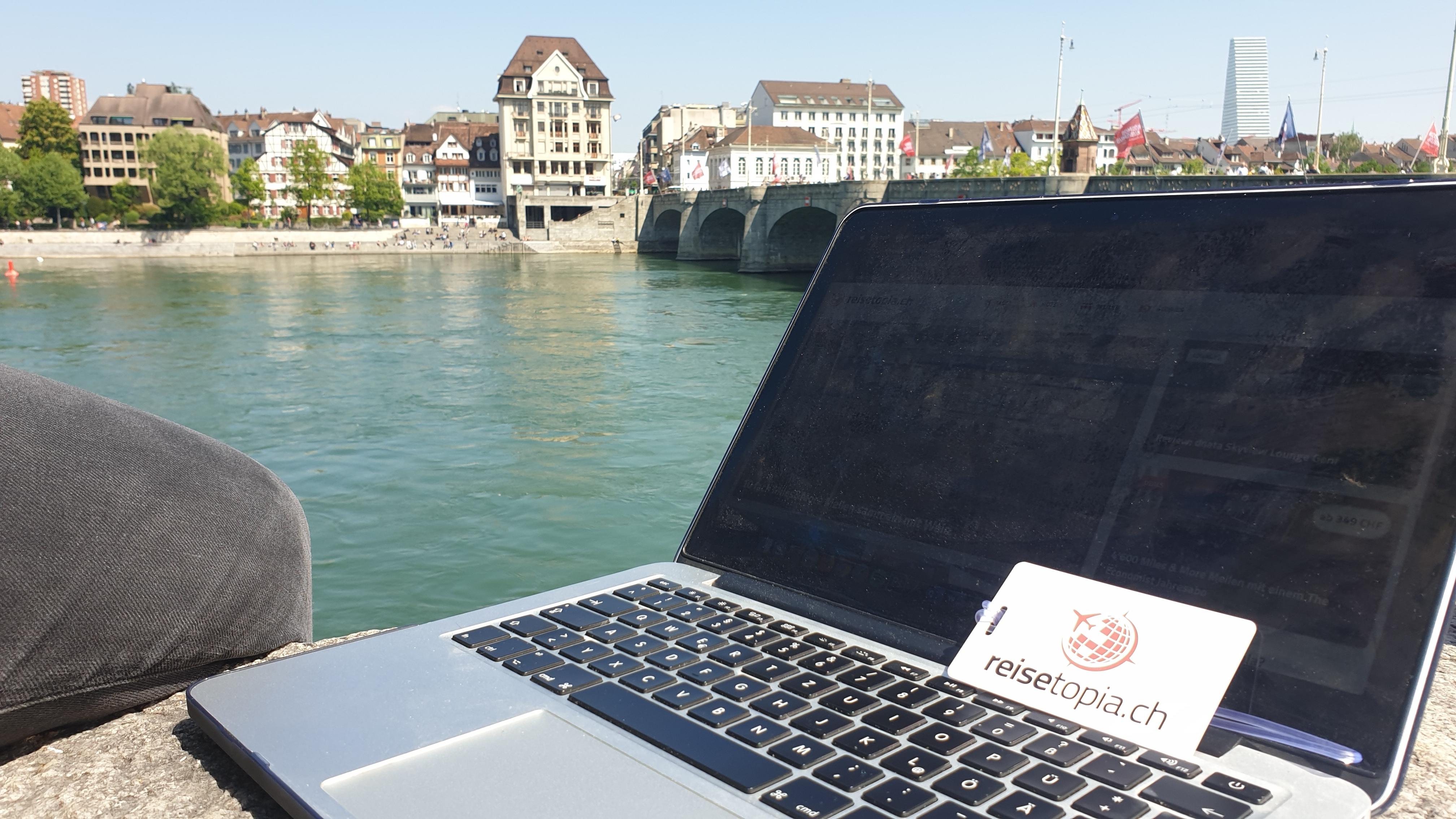 Basel Reisetopia CH Laptop Wochenrückblick 18