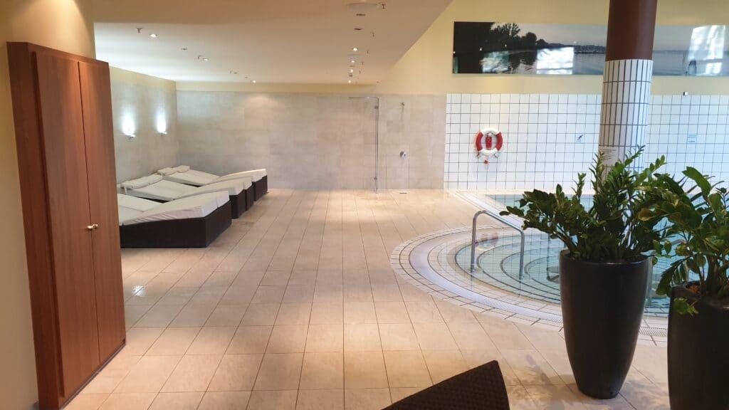 Berlin Sheraton Grand Hotel Esplanade Wellness 1