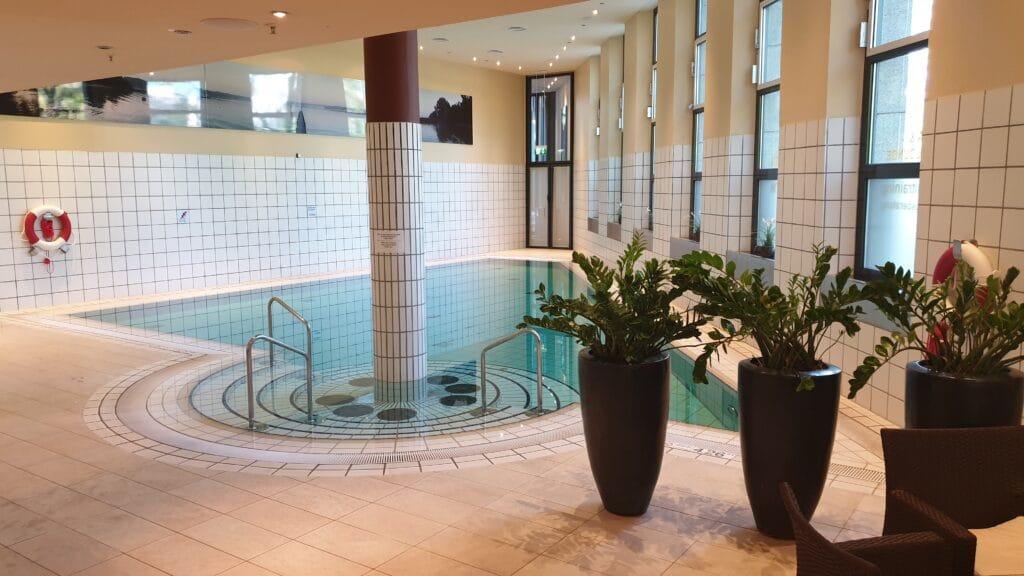 Berlin Sheraton Grand Hotel Esplanade Wellness 2
