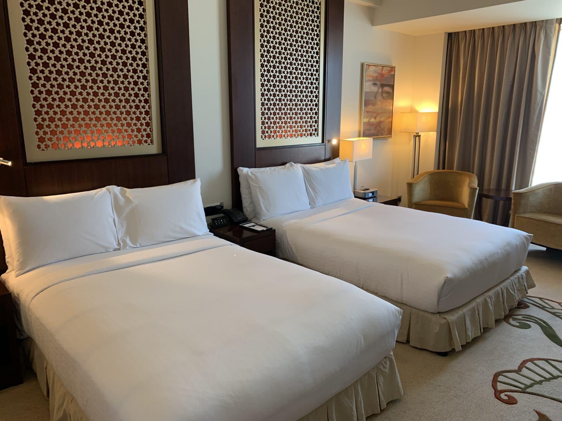 Conrad Dubai Bett