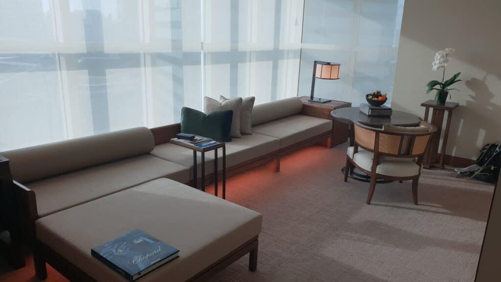 Conrad Singapur Alex Suite Impresario 9