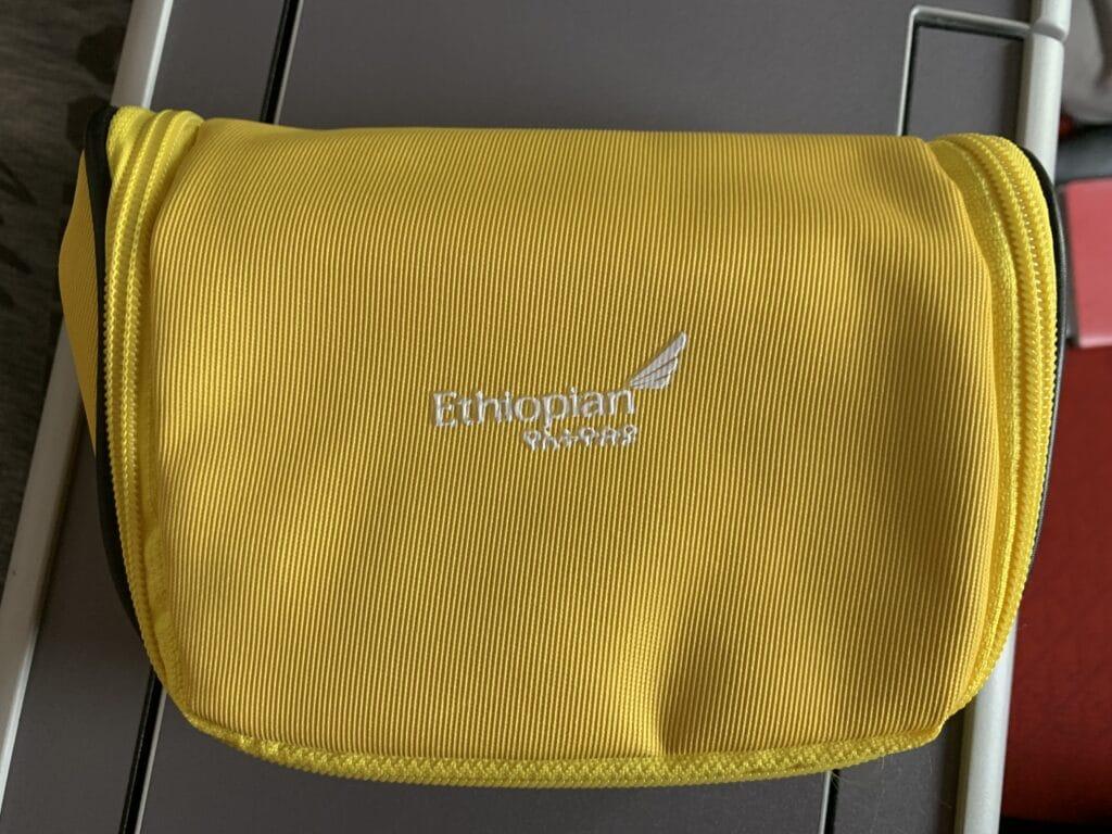 Ethiopian A350 Business Necessaire
