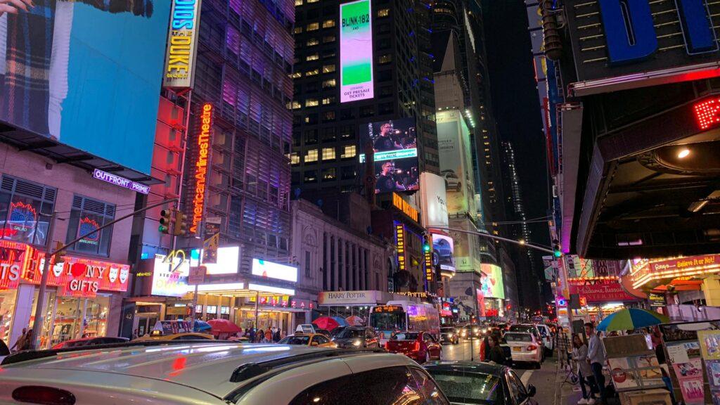 Hilton Times Square NYC 11