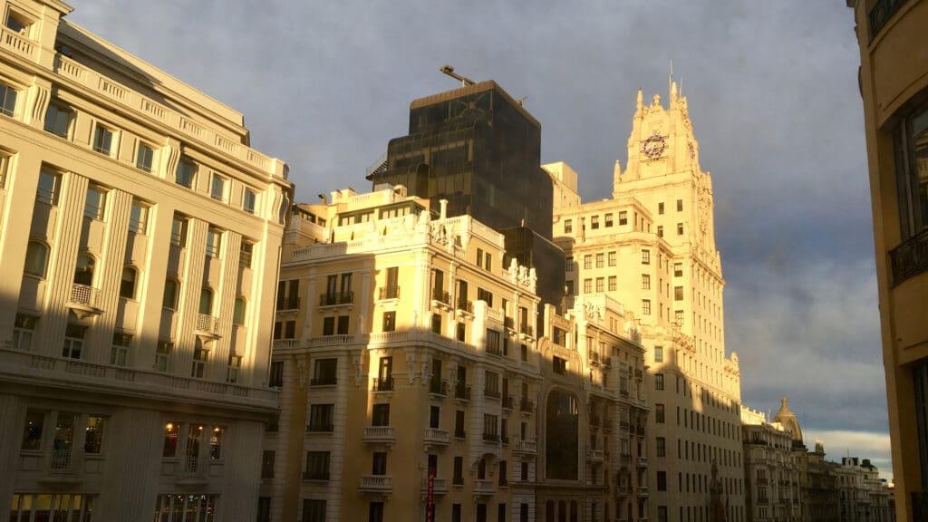 Hyatt Centric Gran Via Madrid Aussicht Executive Suite 1