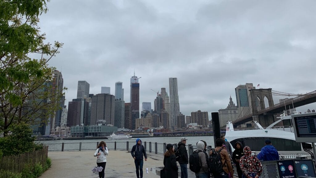 Brooklyn Bridge Park New York 2019
