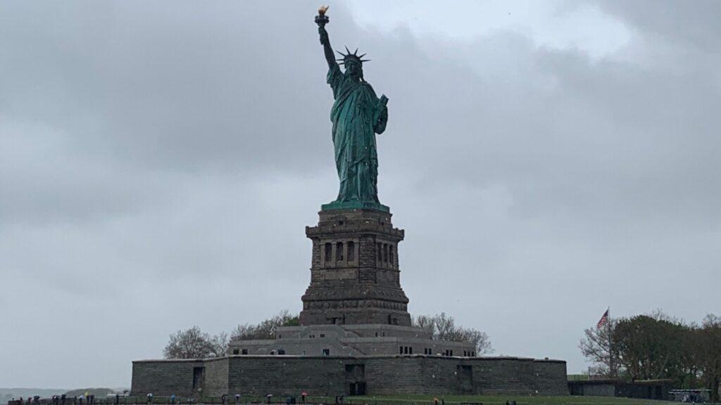 Freiheitsstatue New York 2019
