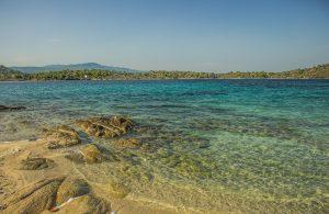 Meer Istrien Kroatien