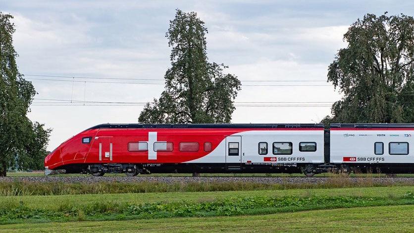 Stadler Rail Giruno Swiss Edition