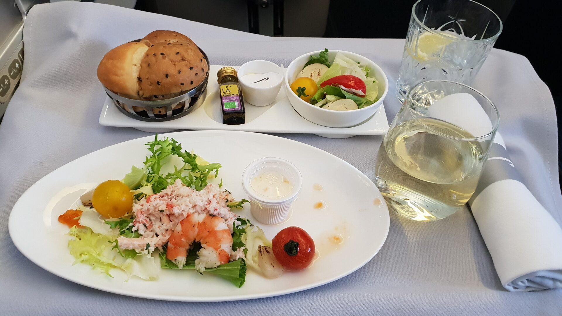 British Airways 777 Business Class Langstrecke 38
