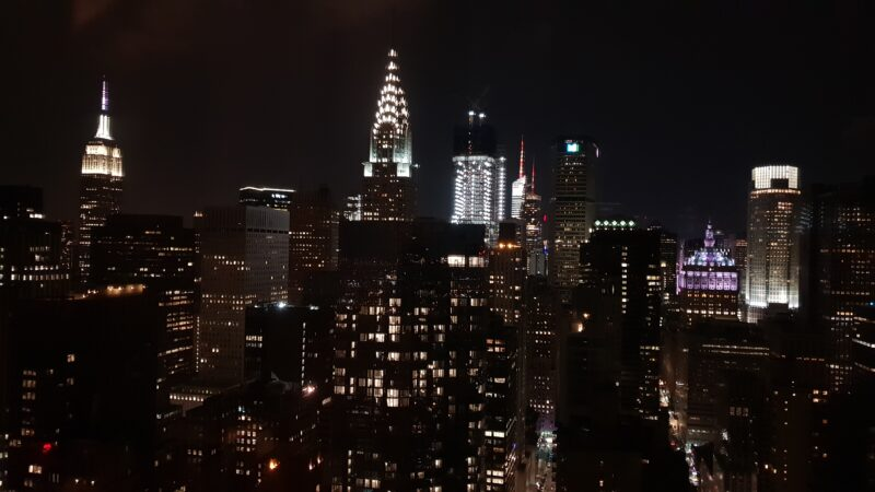 Millenium Hilton New York One UN Plaza Ausblick 12