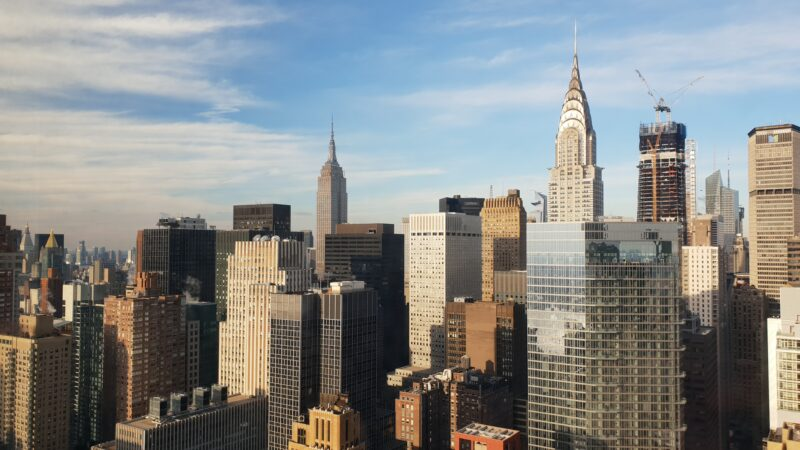 Millenium Hilton New York One UN Plaza Ausblick 7