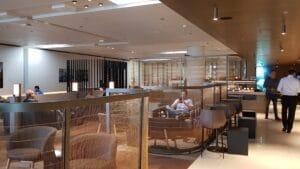 Star Alliance Lounge Amsterdam 12