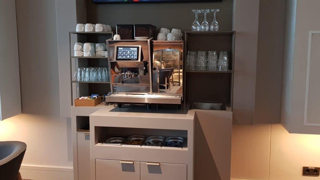 Star Alliance Lounge Amsterdam 14