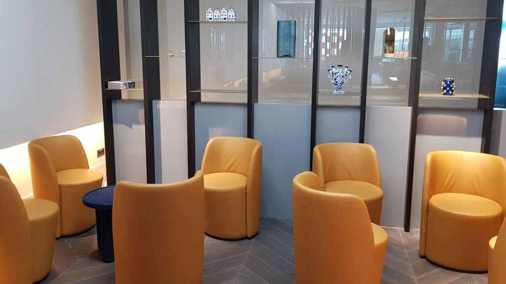 Star Alliance Lounge Amsterdam 16