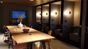 Star Alliance Lounge Amsterdam 17