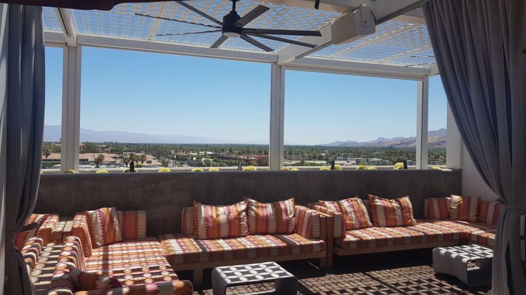 Kimpton Rowan Palm Springs Kalifornien IHG Aussicht 13
