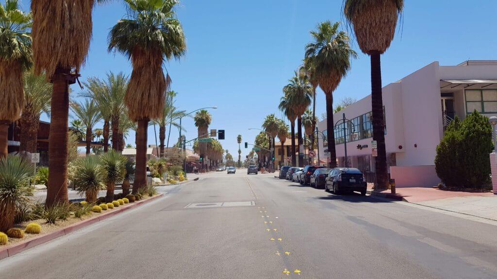 Kimpton Rowan Palm Springs Kalifornien IHG Strasse 25