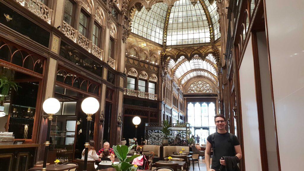 Parisi Udvar Budapest Unbound Collection By Hyatt Gebäude 5