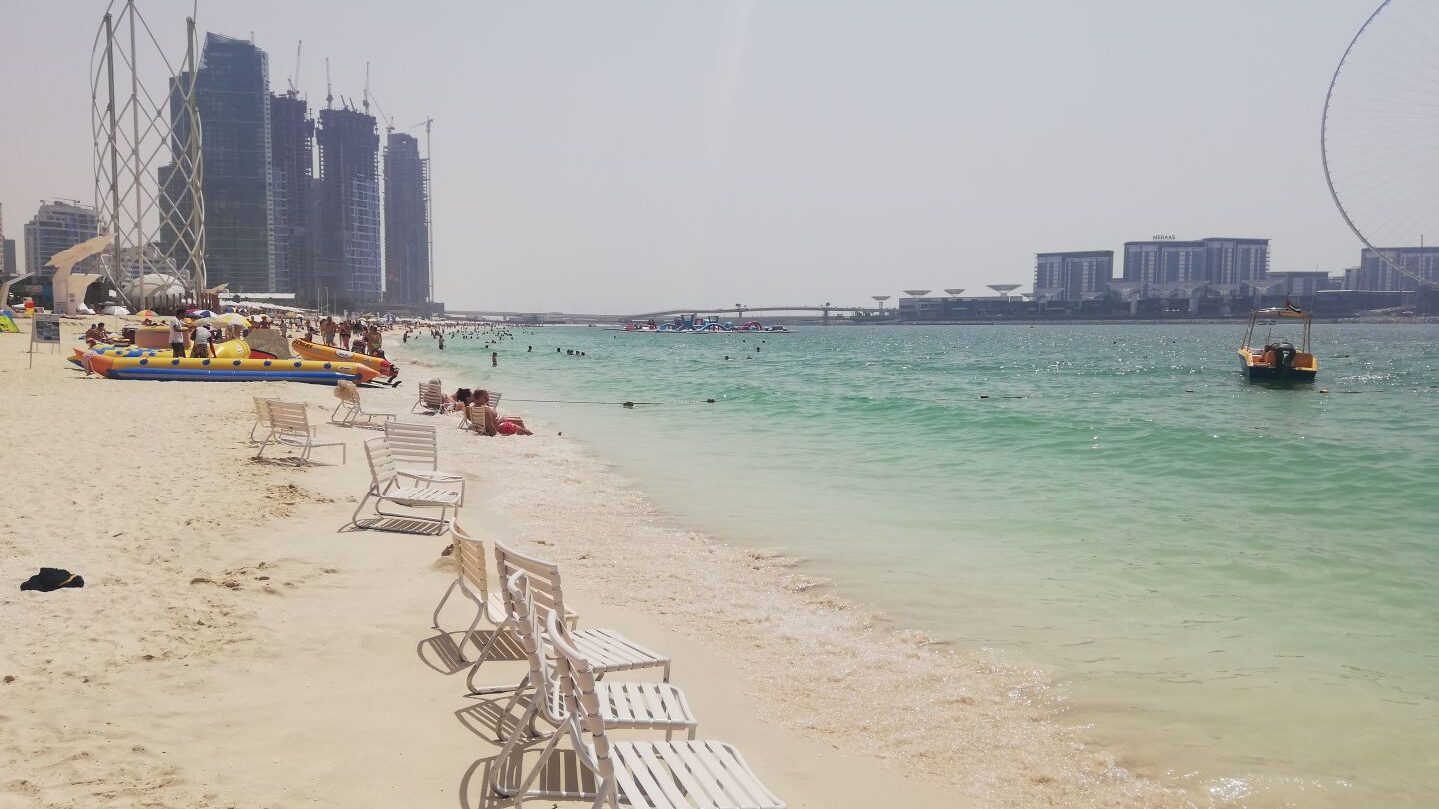 Strand Hilton Dubai The Walk 3