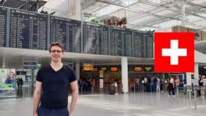 Reisetopia Wochenrückblick Schweiz Alex München Abflugtafel Terminal 2 Lufthansa
