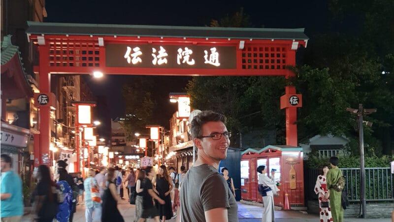 Alex Tokio Wochenrückblick Reisetopia.ch Japan Tokio Photoshopped