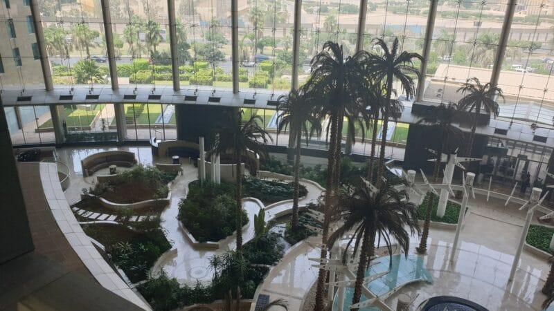 CAI Kairo Waldorf Astoria Heliopolis Tower 64