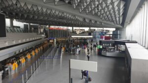 Check In Frankfurt Terminal 1 Lufthansa 1