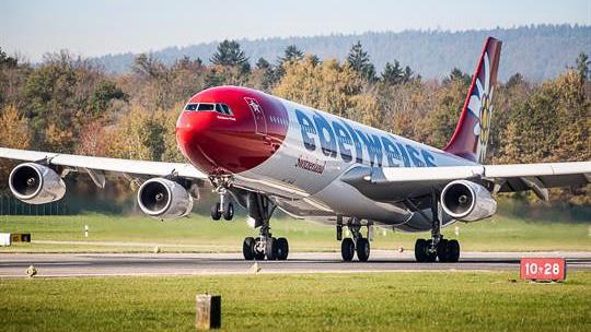 Edelweiss A340