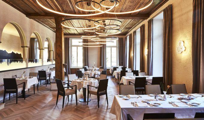 Steigenberger Davos Restaurant Belvedere