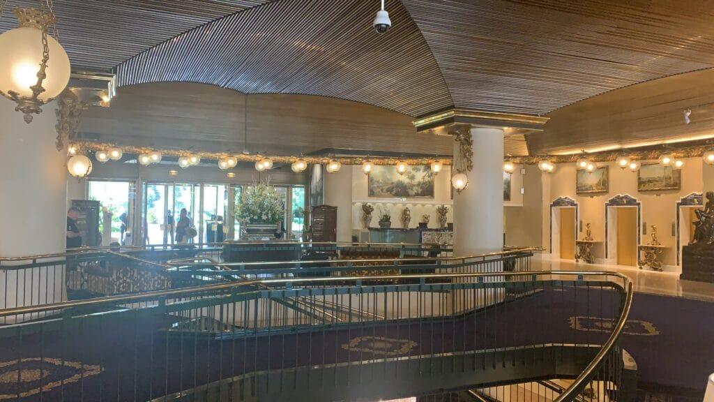 Waldorf Astoria Rom Lobby