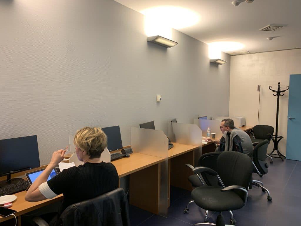 Bologna Business Lounge Business Center