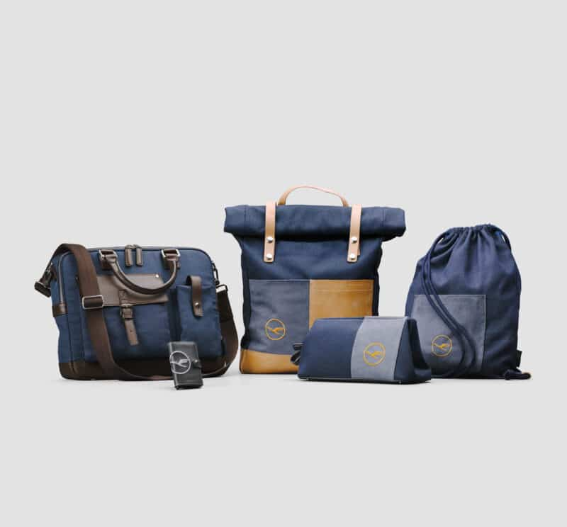 Lufthansa Upcycling Collection