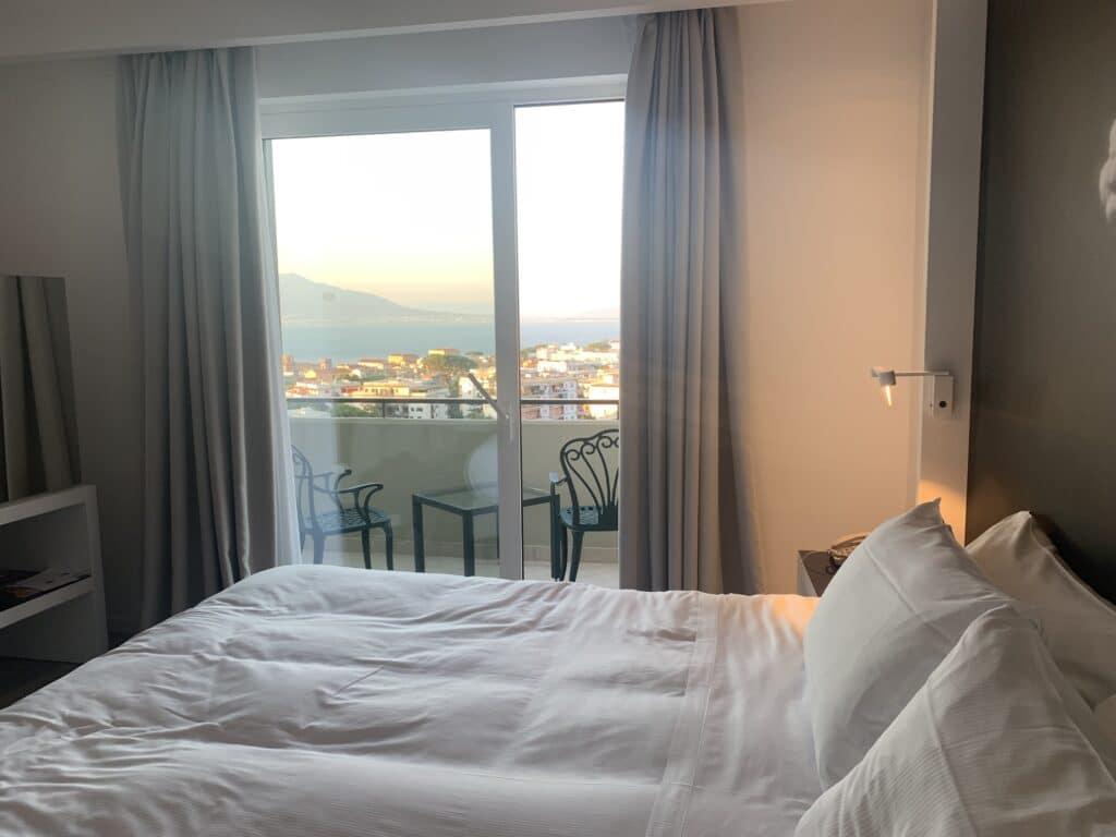 Hilton Sorrento Palace Zimmer Mit Aussicht
