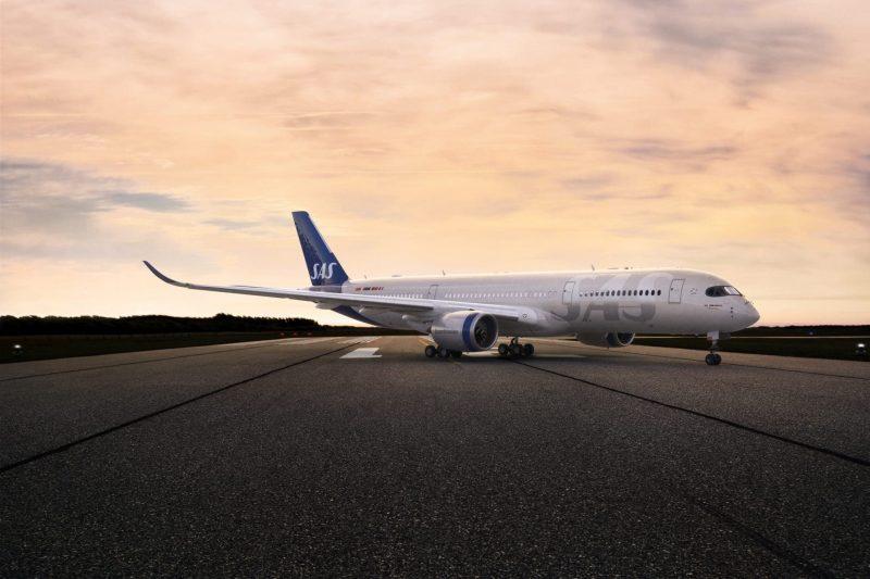 SAS Neue Livery A350