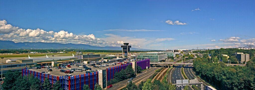 Geneva Airport Genf