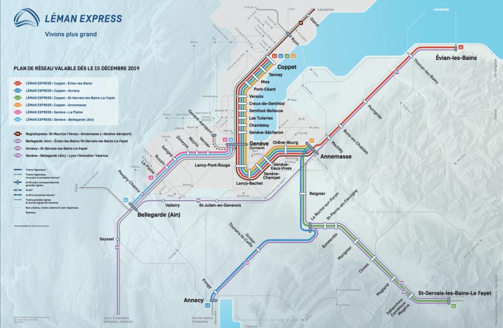 Lemann Express Route