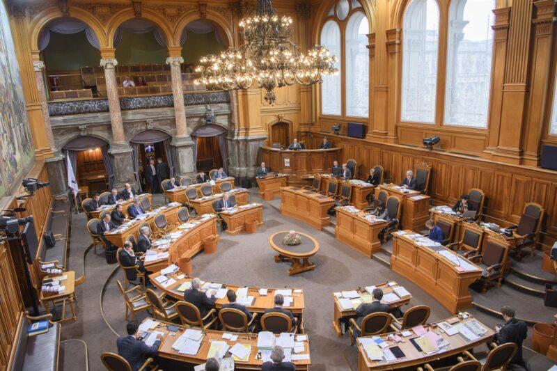 Parlament Bern