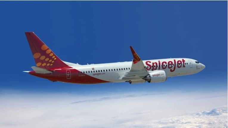 SpiceJet 737 Max