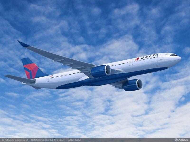 A330 900neo Delta RR