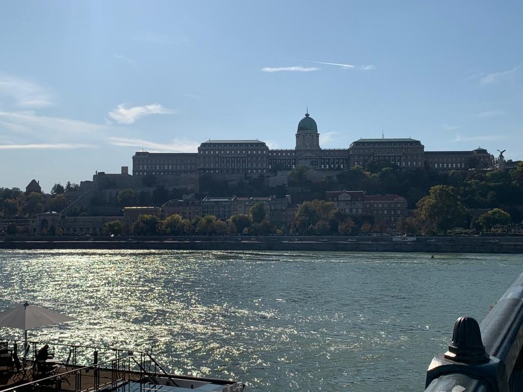 Yannick Budapest Wochenrückblick Fluss