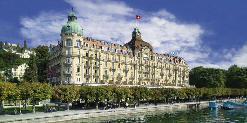 Mandarin Oriental Palace Luzern