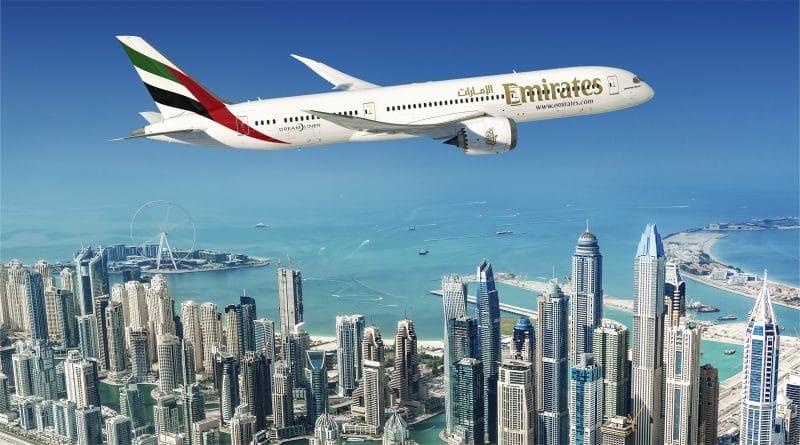 Emirates Boeing 787-9