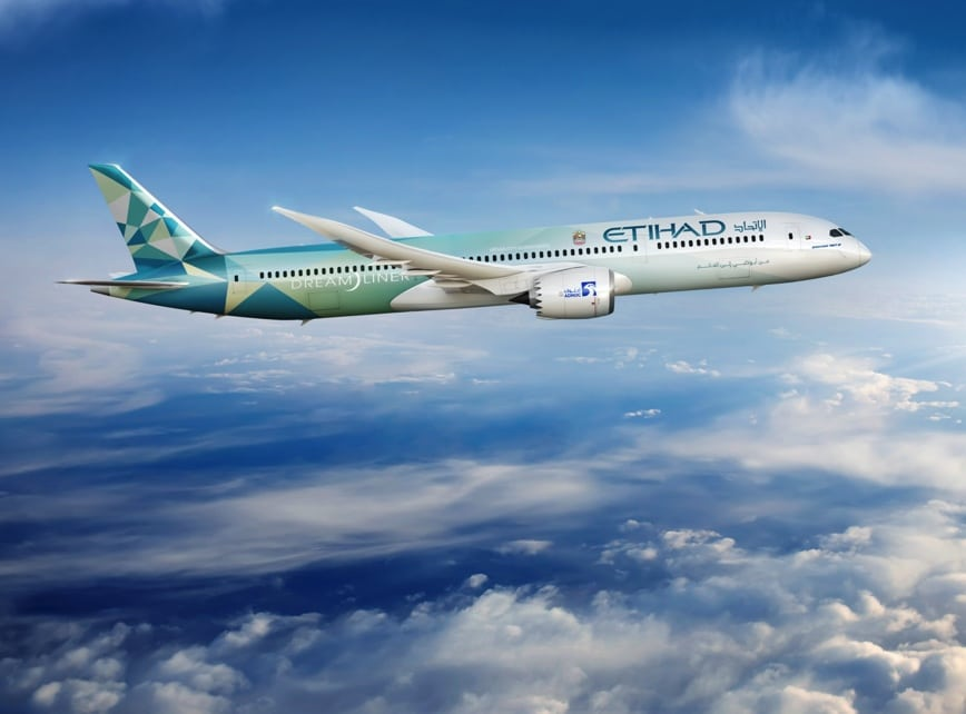 Etihad Airways Greenliner