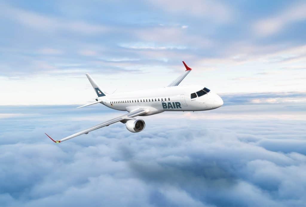 FlyBAIR Bern Airport Belp