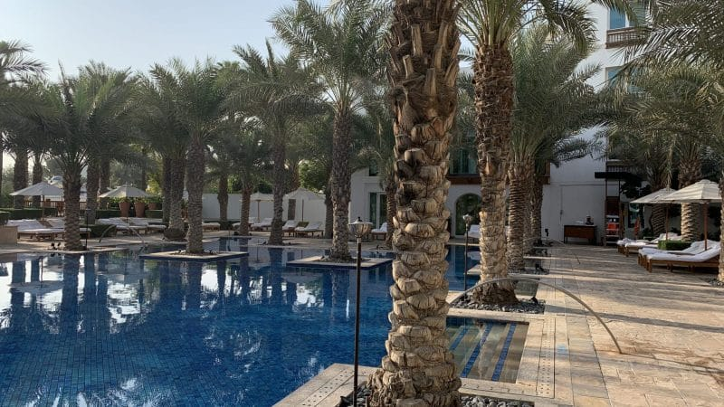 Park Hyatt Dubai Pool 3