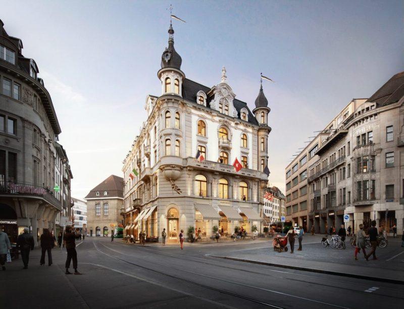 Boutique-Hotel Marktplatz Hotel Basel