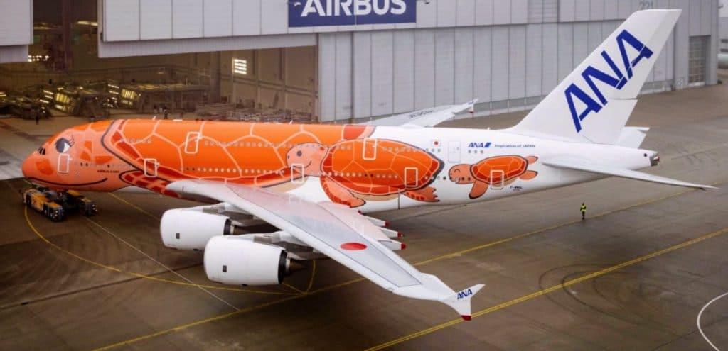 All Nippon Airways A380