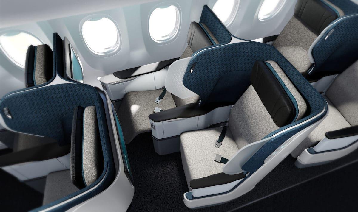 HAECO/Emirates Premium Economy