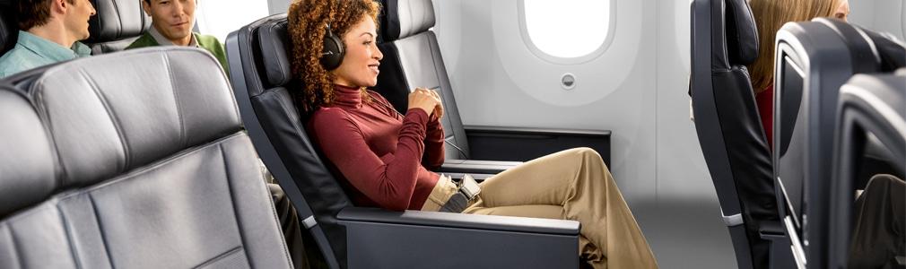 American Airlines Boeing 787/Dreamliner Premium Economy