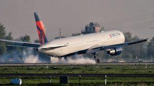 Delta Boeing 767 Landung 800x450